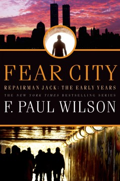 Fear city cover image