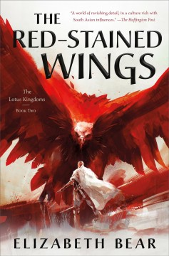 The red-stained wings cover image
