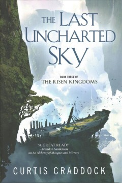 The last uncharted sky cover image