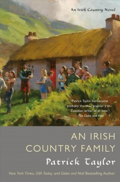 An Irish country family cover image