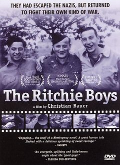 The Ritchie boys cover image