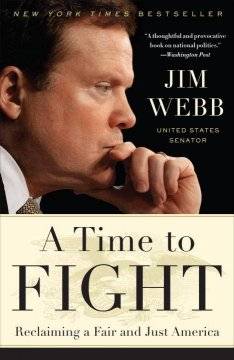 A time to fight : reclaiming a fair and just America cover image