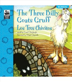 The three Billy Goats Gruff = Los tres chivitos cover image