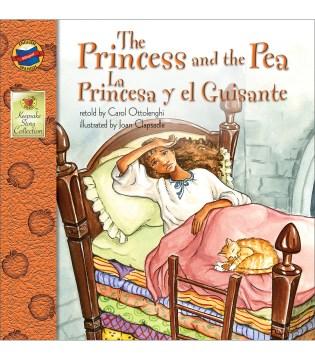The princess and the pea = La princessa y el guisante cover image