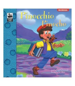 Pinocchio = Pinocho cover image