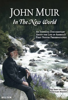 John Muir in the new world cover image