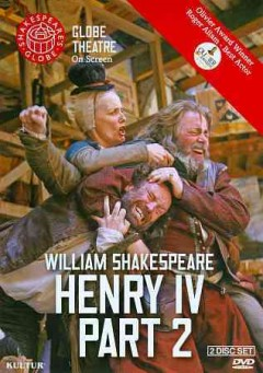 Henry IV, Part 2 (Shakespeare's Globe Theatre) cover image