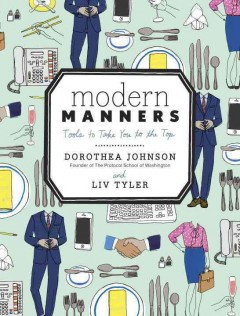 Modern manners : tools to take you to the top cover image