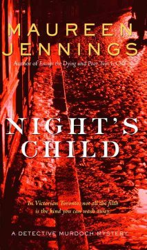 Night's child cover image