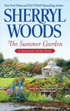 The summer garden cover image