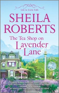 The tea shop on Lavender Lane cover image