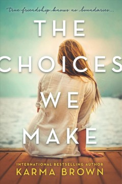 The choices we make cover image