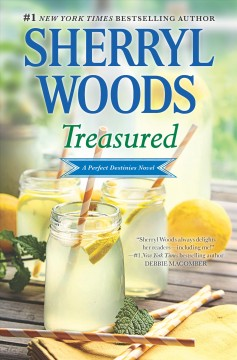 Treasured : a perfect destinies novel cover image