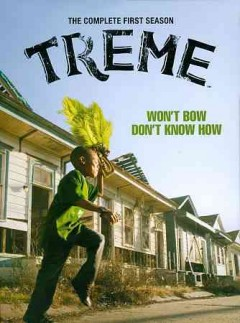 Treme. Season 1 cover image