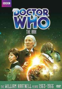 Doctor Who. Story 23, The ark cover image