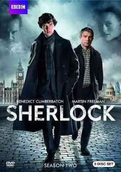 Sherlock. Season 2 cover image