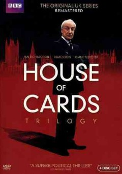 House of cards trilogy cover image