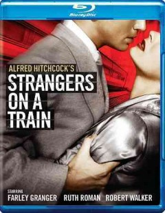 Strangers on a train cover image