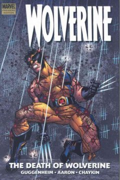 The death of Wolverine cover image