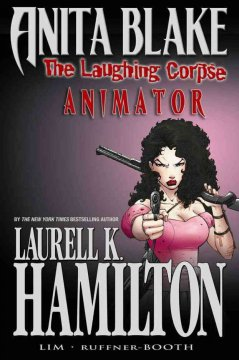Anita Blake, the laughing corpse. Book 1, Animator cover image
