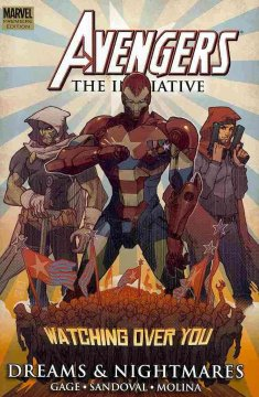 Avengers, the initiative. Dreams & nightmares cover image