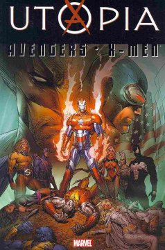 Avengers, X-Men. Utopia cover image