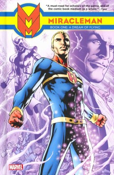 Miracleman. Book one, A dream of flying cover image