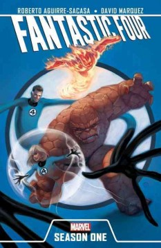 Fantastic Four. Season one cover image