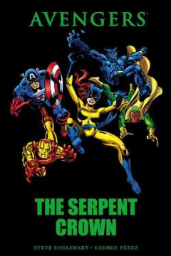 Avengers. The serpent crown cover image