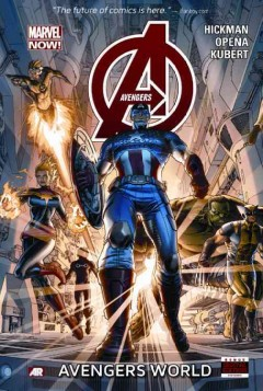 Avengers. Avengers world cover image