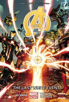Avengers. Volume 2, The last white event cover image
