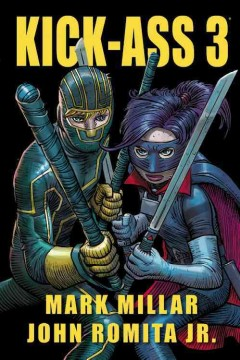Kick-Ass 3 cover image