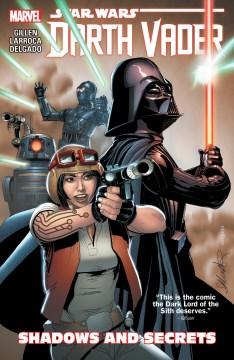 Star Wars Darth Vader. Vol. 2, Shadows and secrets cover image