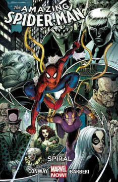 The amazing Spider-Man. Vol. 5, Spiral cover image