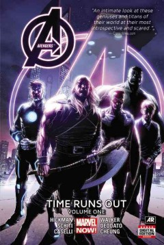 Avengers. Time runs out, Volume one cover image
