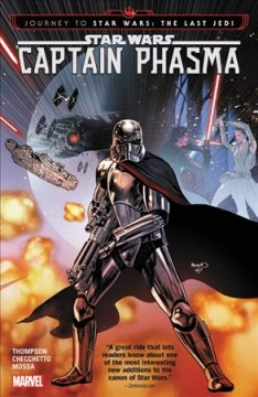 Star Wars :  Captain Phasma cover image