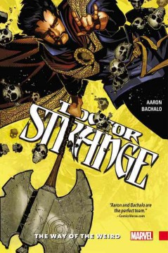 Doctor Strange. 1, The way of the weird cover image