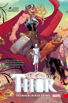 The mighty Thor. 1, Thunder in her veins cover image