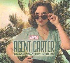 Agent Carter : Season two declassified cover image