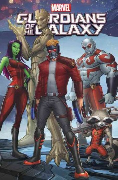 Guardians of the Galaxy. Vol. 3 cover image
