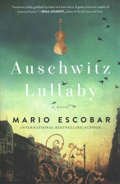 Auschwitz lullaby cover image