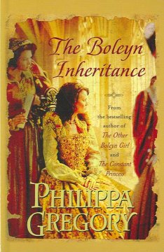 The Boleyn inheritance cover image