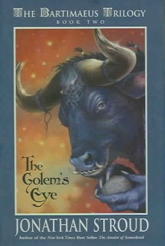 The golem's eye cover image