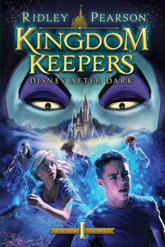 The kingdom keepers cover image