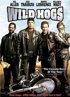 Wild Hogs cover image