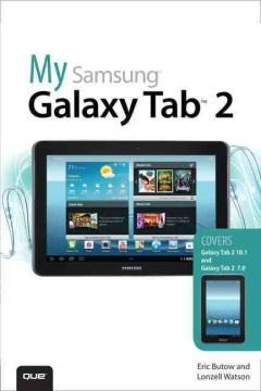 My Samsung Galaxy Tab 2 cover image