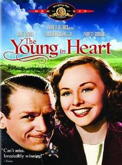 Young in heart cover image