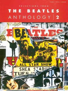 Selections from The Beatles Anthology. 2 cover image