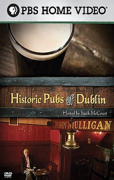 Historic pubs of Dublin cover image