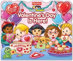 Valentine's day is here cover image